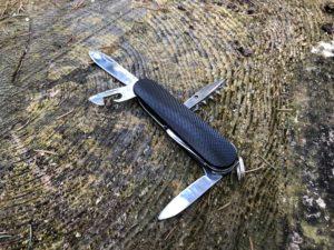 Bushcraft Taschenmesser